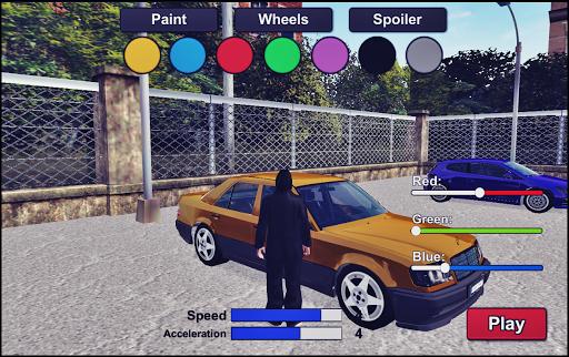 Benz E500 Drift & Driving Simulator 1.6 screenshots 2