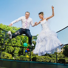 Wedding photographer Sergey Cherkasov (CherkasoFF). Photo of 17.07.2013
