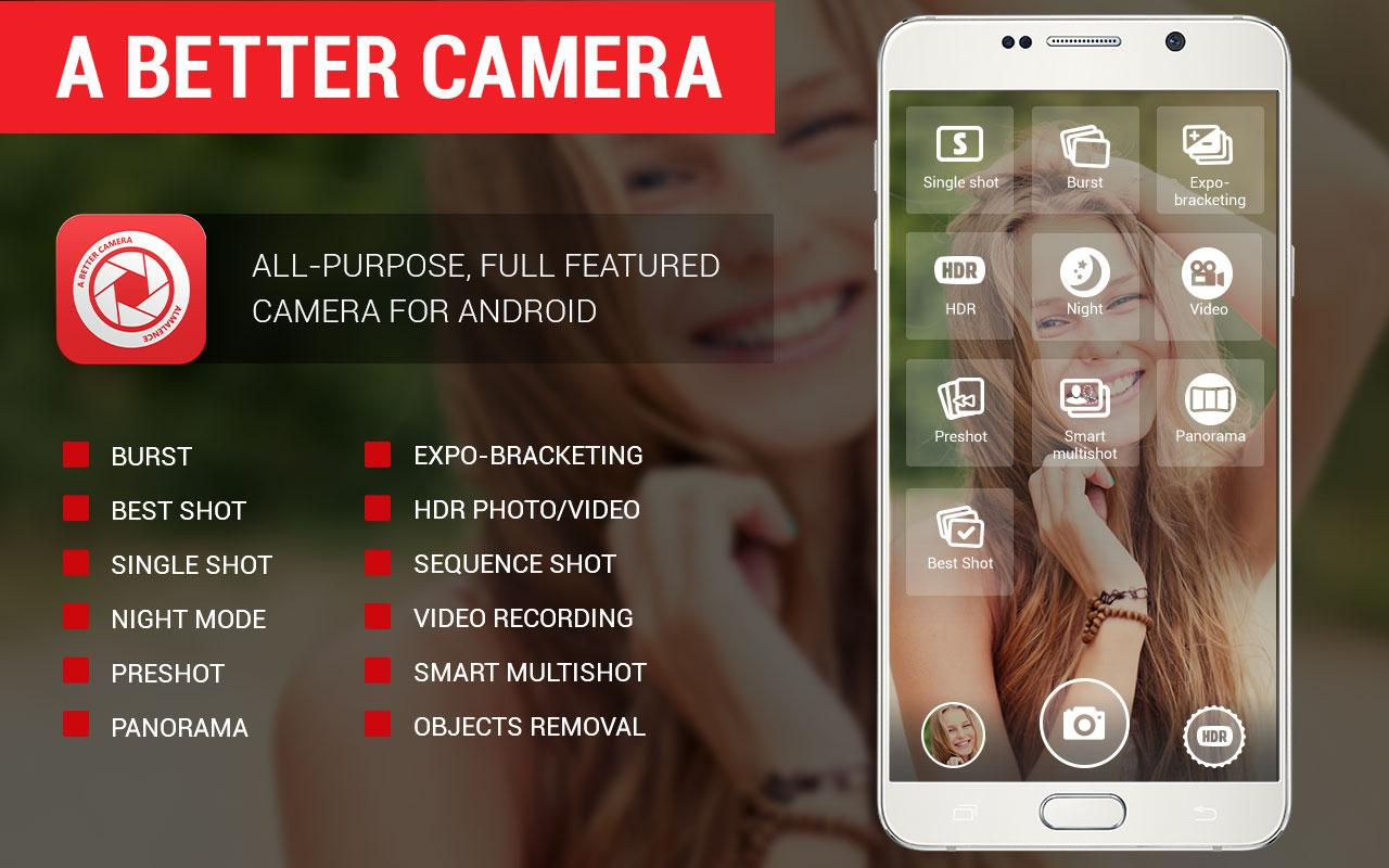A Better Camera Unlocked- tangkapan layar