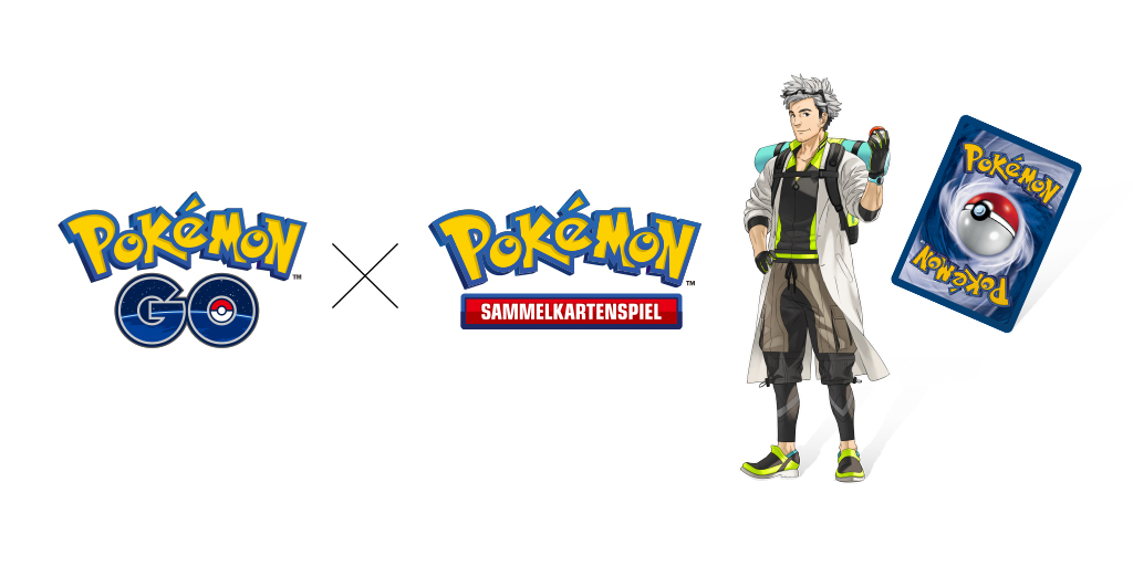 Eine Partnerschaft zwischen Pokémon GO und dem Pokémon Sammelkartenspiel wurde besiegelt!