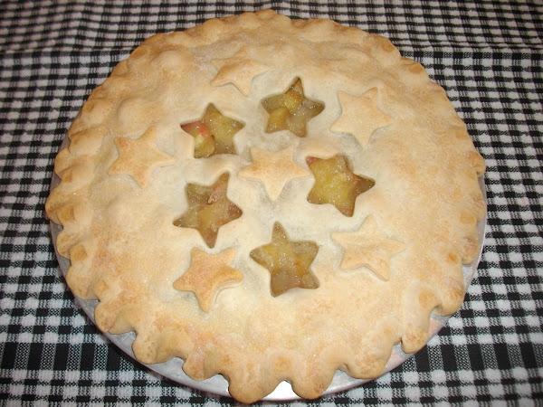 Rhubarb Pineapple Pie Recipe