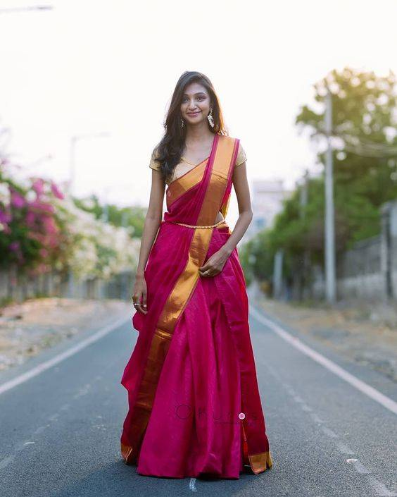 best-wedding-sarees-india-pink-saree-image