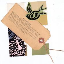 Photo: Mail Art 366 - Day 98, card 98a