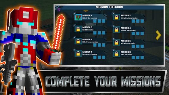 Transforming Survival Games screenshot 03