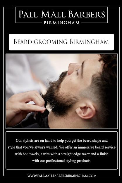 Beard Grooming Birmingham