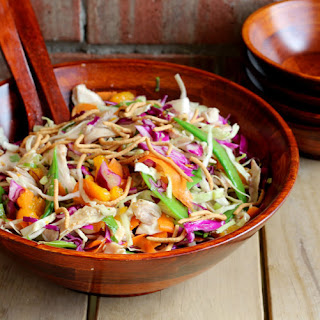 Cabbage Salad with Honey Lime Dressing