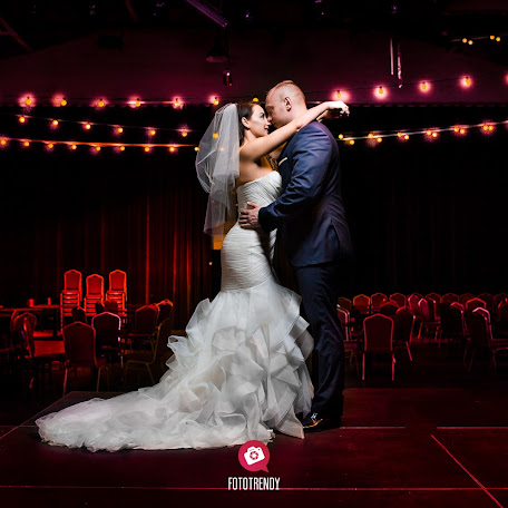 Wedding photographer Daniel Sulewski (Fototrendy). Photo of 22.12.2017