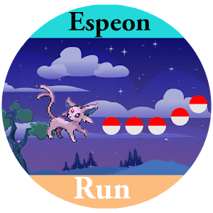 Epicmon Espeon Run