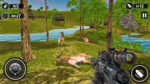 Wild Animal Shooter 2018: Jungle Hunting Animals 1.0.2 screenshots 3