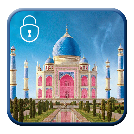 taj mahal pink love india tema