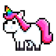 ColorPix - Color unicorn and animals by numbers