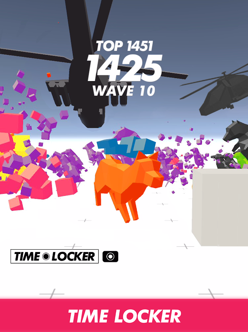 TIME LOCKER - Shooter Screenshot 9