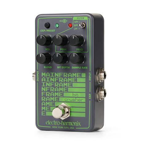 Electro Harmonix Mainframe Bitcrusher