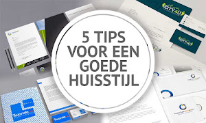 5 tips voor een goede huisstijl