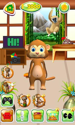 Talking Monkey 2.1 screenshots 2