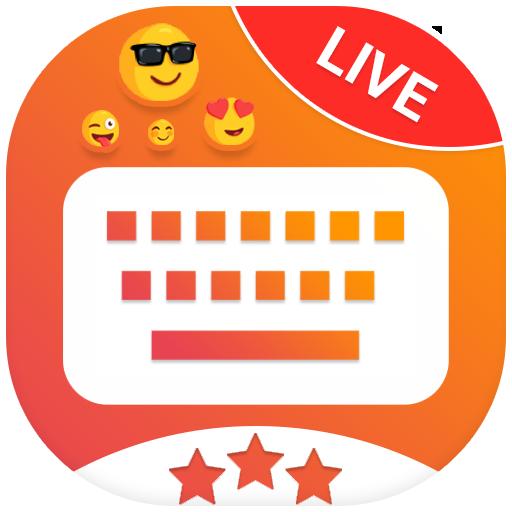 Live Keyboard - Animated
