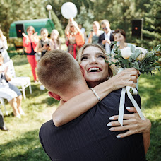 Wedding photographer Nikolay Kireev (NikolayKireyev). Photo of 03.12.2018