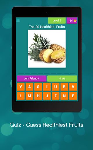 Quiz - Guess Healthiest Fruits  screenshots 16
