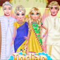 Indie Couple Wedding - Wedding games for girls icon