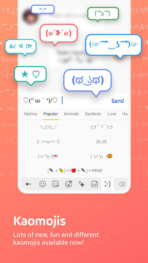 Facemoji Keyboard Pro: DIY Themes, Emojis, Fonts 2.6.0.3 screenshots 5