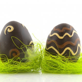 Chocolate Easter Eggs.