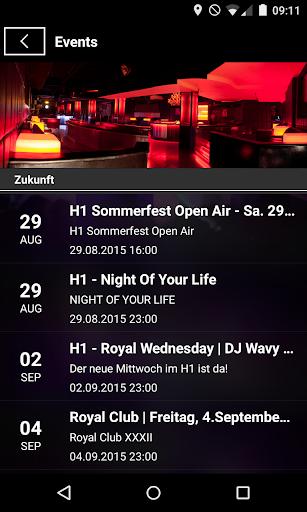 H1 Club & Lounge|玩生活App免費|玩APPs
