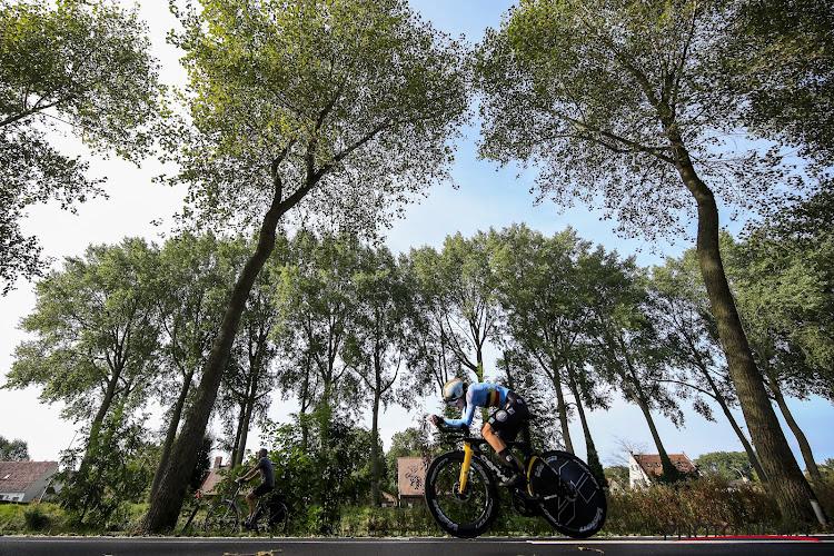 """Geen Belgische in de top 20 bij WK tijdrijden bij de dames: """"Genoten in eigen streek"""" en """"Start gaf adrenaline"""""""