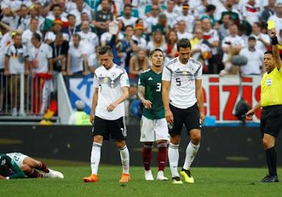"""In de steek gelaten verdediger van Duitsland trilt van woede in interview na de match: """"We werden aan ons lot overgelaten"""""""