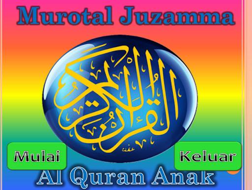 Murotal Al Quran Anak Jilid 3