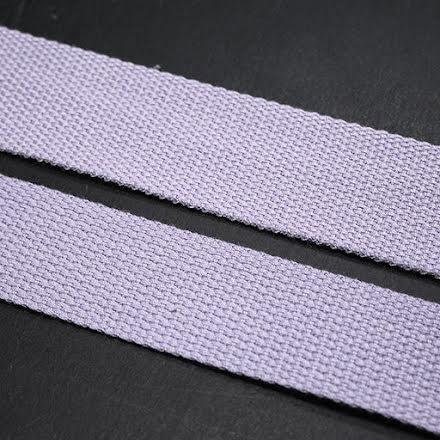 Väskband - ljusgrå