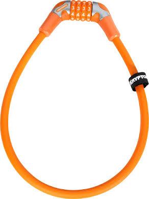 Kryptonite KryptoFlex 1265 4-Digit Combo Cable Lock: 2.12'x12mm alternate image 0