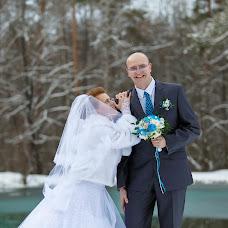 Wedding photographer Vladimir Minakov (minvareg). Photo of 16.04.2015