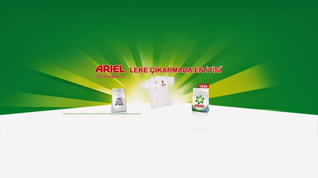 Ariel Türkiye GooglePlus  Marka Hayran Sayfası