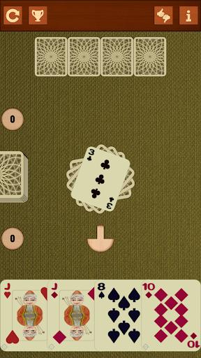 pisti - 紙牌遊戲