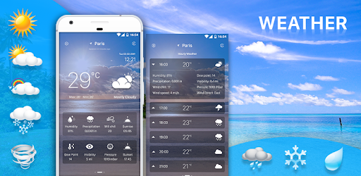 Android/PC/Windows用Weather forecast アプリ (apk)無料ダウンロード screenshot