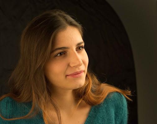 Ritratto di ragazza di Maria Luisa