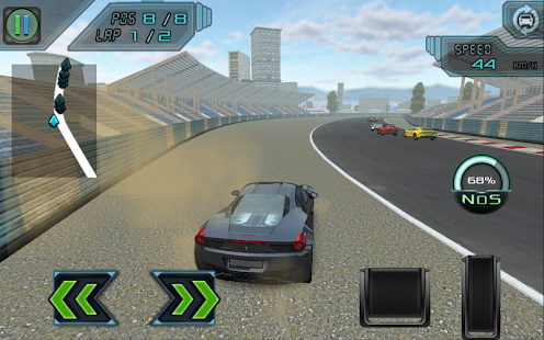 Hyper Cars II- screenshot thumbnail