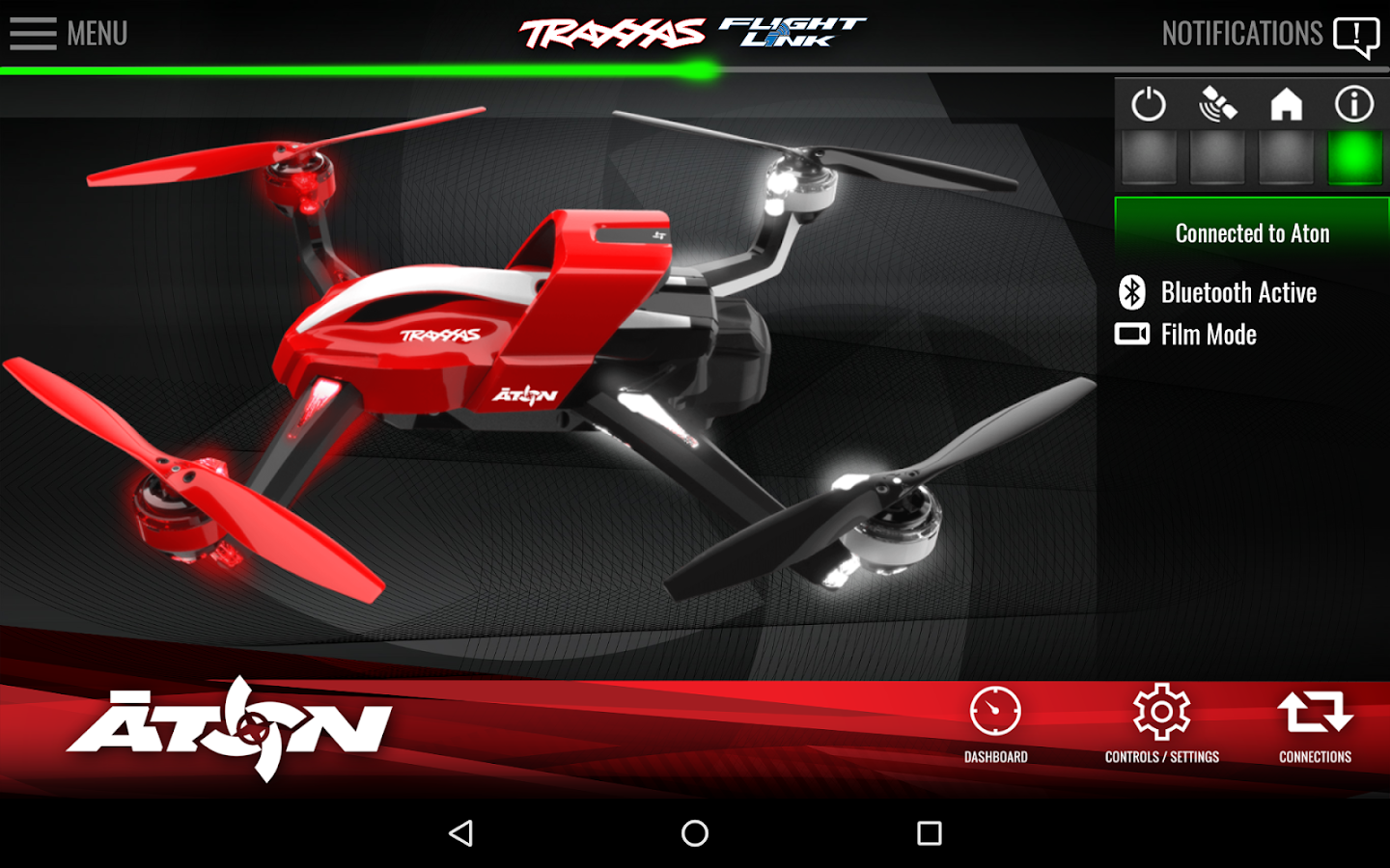 Traxxas Flight Link – скриншот