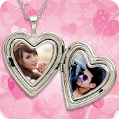 Love Locket Photo Frame
