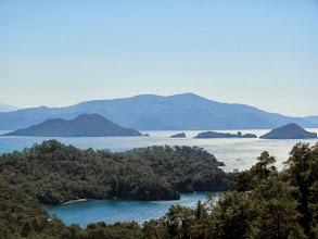 Photo: Fethiye & its islands