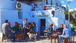 La Bodeguiya, en Las Negras, es uno de los enclaves con más solera de Cabo de Gata.