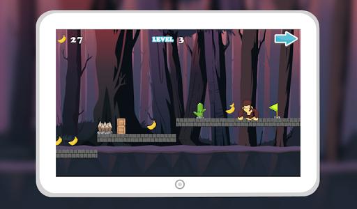 Monkey Jungle Run Dash screenshot 5