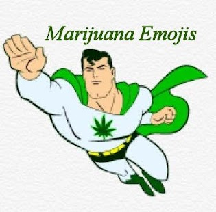 Marijuana Emojis- screenshot thumbnail