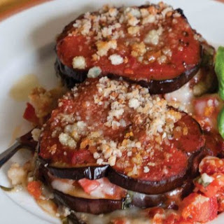 Eggplant Gratin With Cheese Recipes
