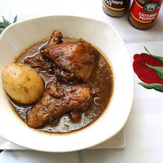 Doro Wot – Ethiopian Chicken Stew
