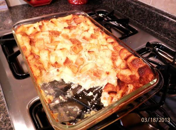 Mother's Bread Pudding Recipe
