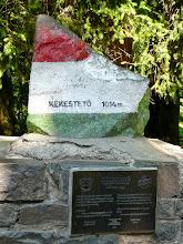 Photo: Nejvyšší bod Maďarska jen lehce přesahuje tisícovku