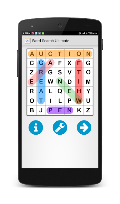 #1. Word Search (Android)