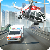 Ambulance & Helicopter Heroes