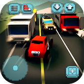 Traffic Craft: Asphalt Highway Racing & Driving